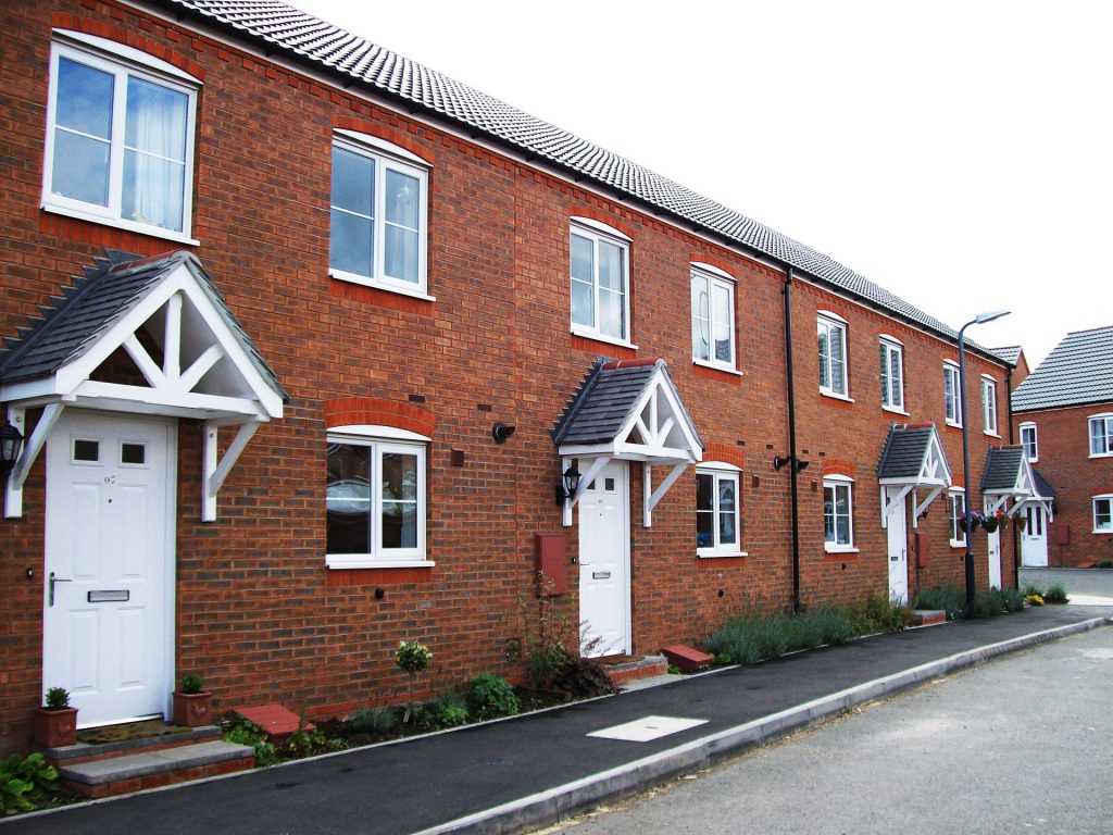 TV services for new build houses